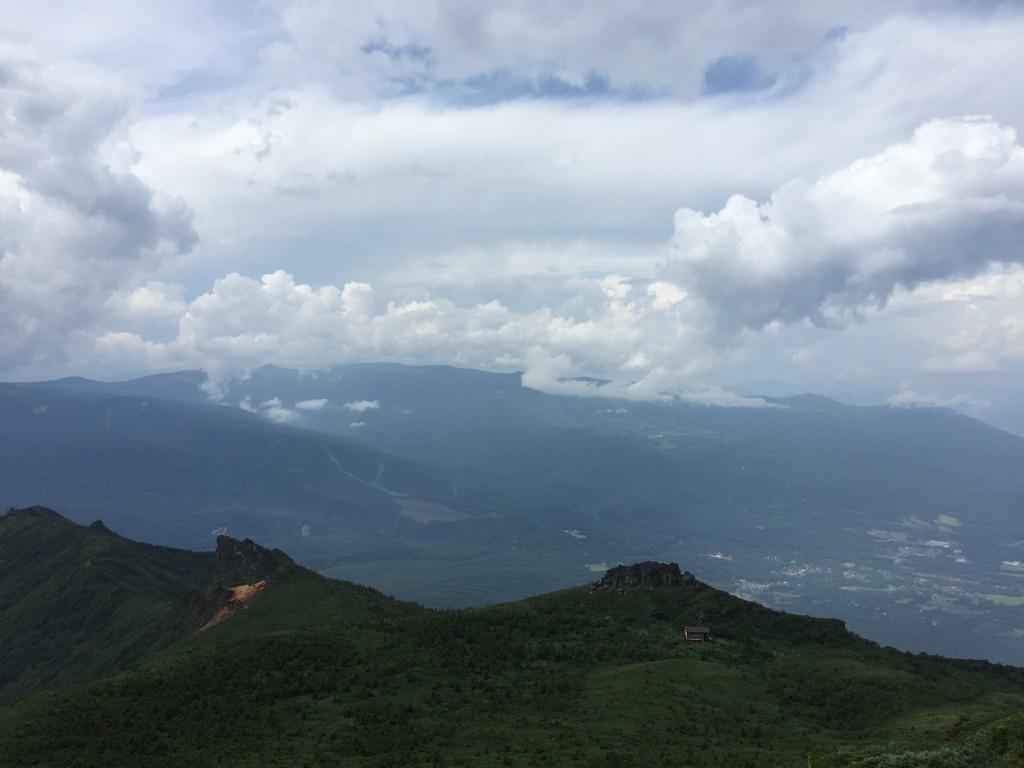 岩手山登山4